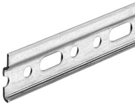 Ophangrail voor kastophanger 1250 mm