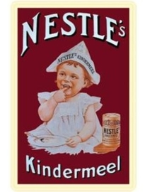 Nestle's Kindermeel 20 x 30 cm