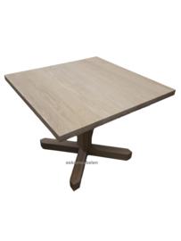Horeca tafel van eikenhout