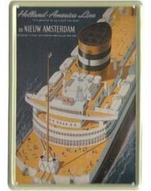 Holland America Line 20 x 30 cm
