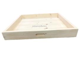 Dienblad van steigerhout in alle maten verkrijgbaar