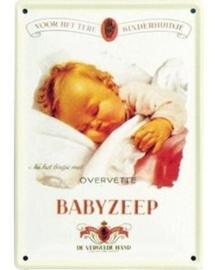 Overvette Babyzeep 30 x 40 cm