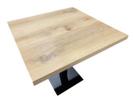 Bistro/Horeca tafel van eikenhout
