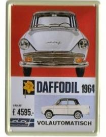 Daffodil 1964 20 x 30 cm