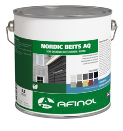 Nordic beits 0,75 L of 2,5 L