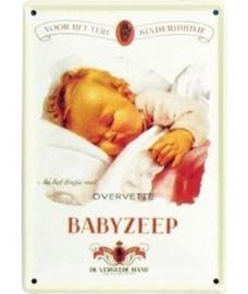Overvette Babyzeep 20 x 30 cm