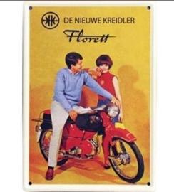 Kreidler Florett 20 x 30 cm
