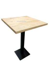 Bartafel/Statafel/Horeca tafel van eikenhout