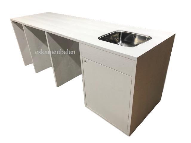 Wasmachine ombouw/bijkeuken