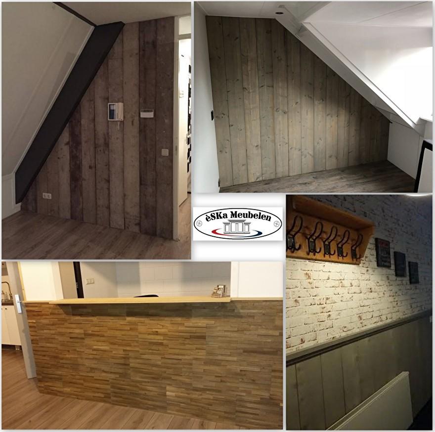 Betere Wandbekleding/Lambrisering | èSKa Meubelen MZ-15