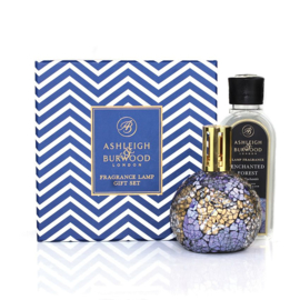 Ashleigh & Burwood Masquerade geurlamp + 250ml Enchanted Forest