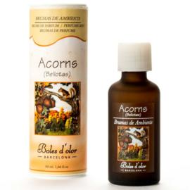 Boles d'olor geurolie Acorns