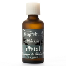 Boles d'olor geurolie Feng Shui Metal