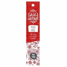 Gaia's Fairtrade Wild Rose wierook