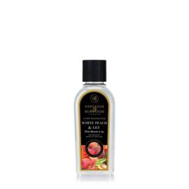 Ashleigh & Burwood Fragrance Lamp olie White Peach & Lily