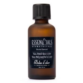 Boles d'olor etherische olie Yuzu, Pomelo Rosa y Cedro