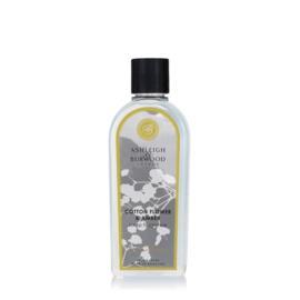 Ashleigh & Burwood Fragrance Lamp olie Cotton Flower & Amber