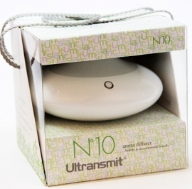 Ultransmit aroma diffuser No10 - Wit