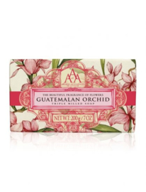 Guatemalan Orchid Soap Bar
