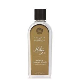 Ashleigh & Burwood Fragrance Lamp olie Amber & Honeyed Woods