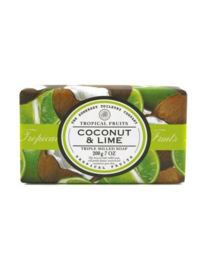 Coconut & Lime Soap bar