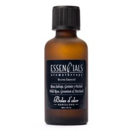Boles d'olor etherische olie Rosa Salvaje, Geranio y Pachuli