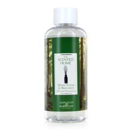 Ashleigh & Burwood White Cedar & Bergamot 150ml. Reed Diffuser Refill