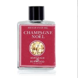 Ashleigh & Burwood geurolie Champagne Noel