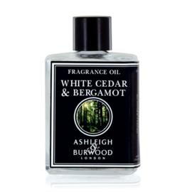 Ashleigh & Burwood geurolie White Cedar & Bergamot