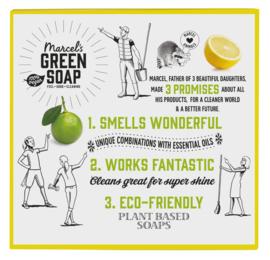 Vaatwastabletten Grapefuit & Limoen 24 stuks