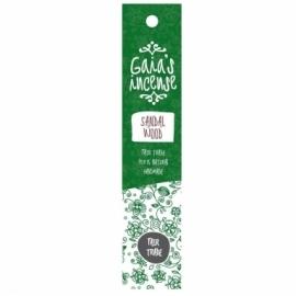Gaia's Fairtrade Sandel Wood wierook