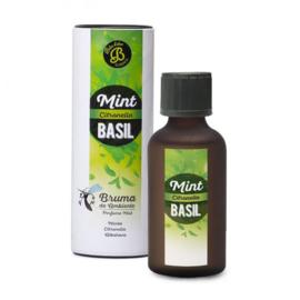 Boles d'olor geurolie Mint Citronella Basil