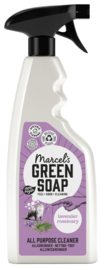 Allesreiniger spray Lavendel & Rozemarijn 500ml.