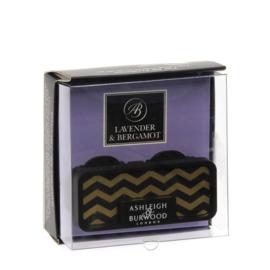 Ashleigh & Burwood Car Freshener Lavender & Bergamot