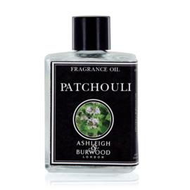 Ashleigh & Burwood geurolie Patchouli