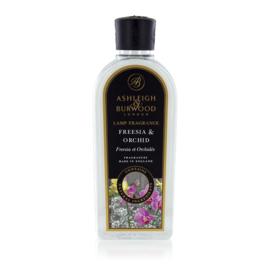 Ashleigh & Burwood Fragrance Lamp olie Freesia Orchid