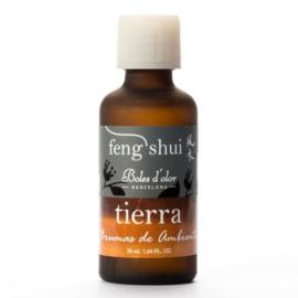Boles d'olor geurolie Feng Shui Tierra