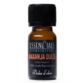 Boles d'olor etherische olie Naranja Dulce