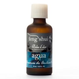 Boles d'olor geurolie Feng Shui Aqua