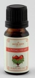 Jacob Hooy geurolie Loving Heart