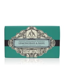 Lemongrass & Basil Soap Bar