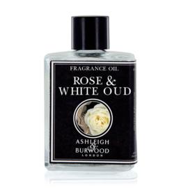 Ashleigh & Burwood geurolie Rose & White Oud