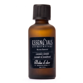 Boles d'olor etherische olie Lavanda y Sándalo