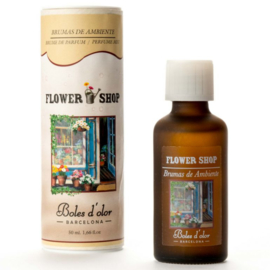 Boles d'olor geurolie Flower Shop - Boeket bloemen