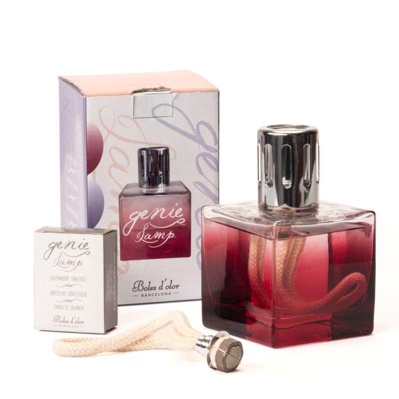 Boles d'olor Fragrance Lamp Quadra Fusion Red Pearl