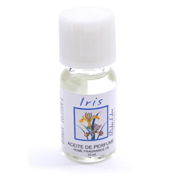 Boles d'olor geurolie Iris