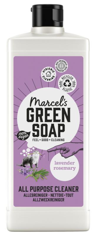 Afwasmiddel Lavendel & Rozemarijn 500ml.