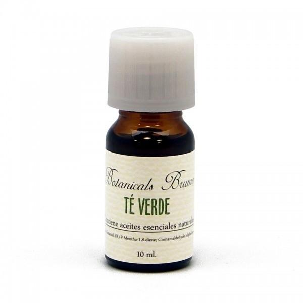 Botanical oil Groene Thee