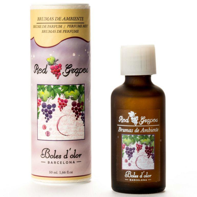 Boles d'olor geurolie Red Grapes