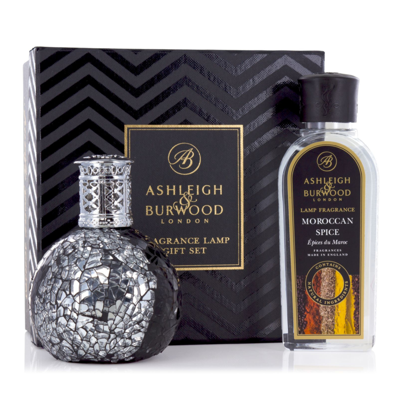 Ashleigh & Burwood Little Devil geurlamp + 250ml Moroccan Spice Oil